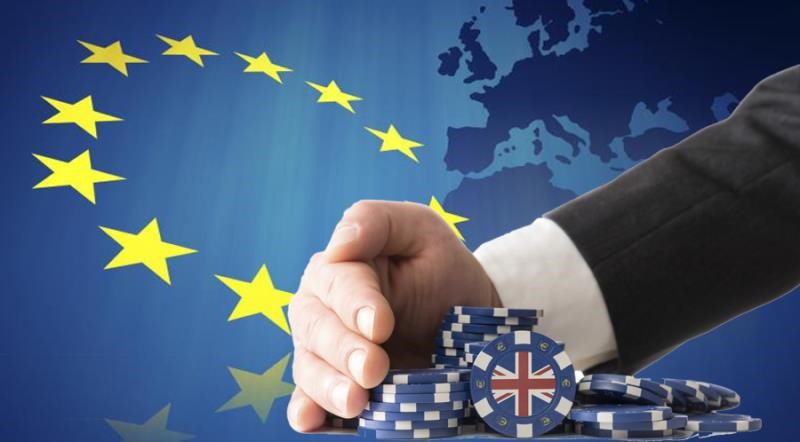 eu brexit image, hand, chips and european union_32884