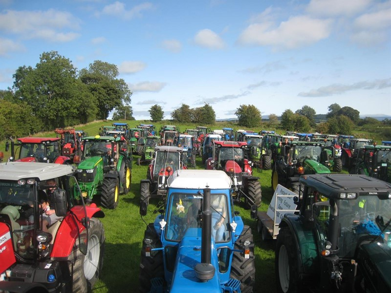 Tractor cavalcade_75063