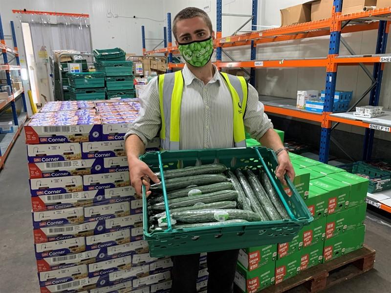 FareShare Regional Food Sourcing and Logistics Coordinator Andrew Fowler _79420