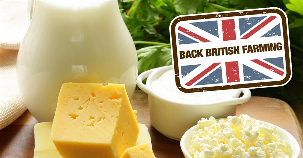 Promoting the best of British; encouraging consumption at home and abroad