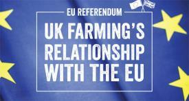 UK Farming's Relationship with the EU - NFU report