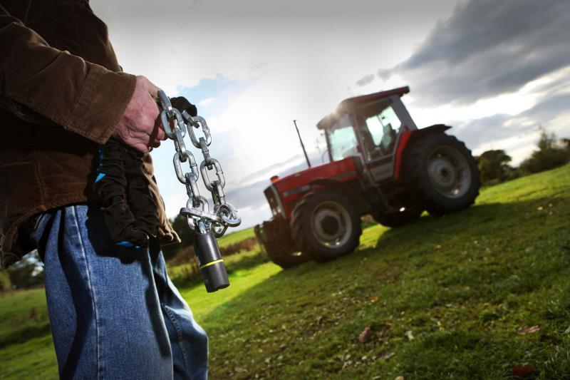 Rural crime in East Anglia