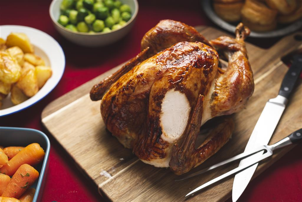 Win an NFU branded bundle: tell us your best turkey leftovers recipe