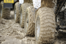 Mud on the road - what you need to know