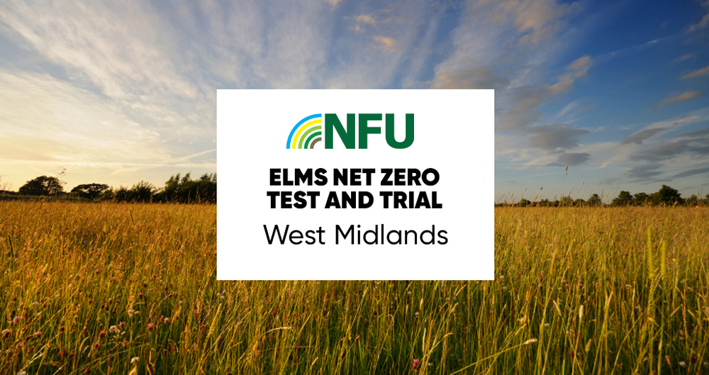 Feedback from the NFU's West Midlands ELMs Test and Trial workshop