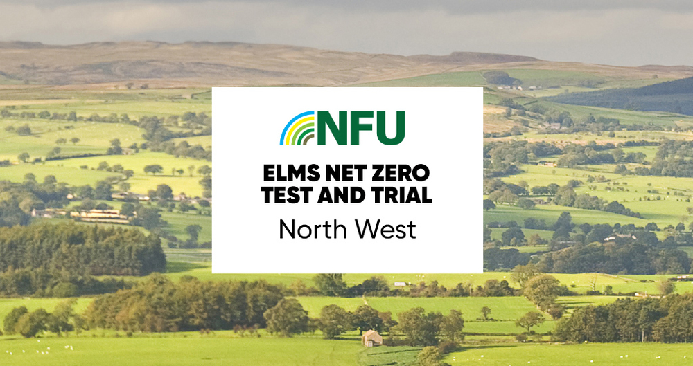 Feedback from the NFU's North West ELMs Test and Trial workshop
