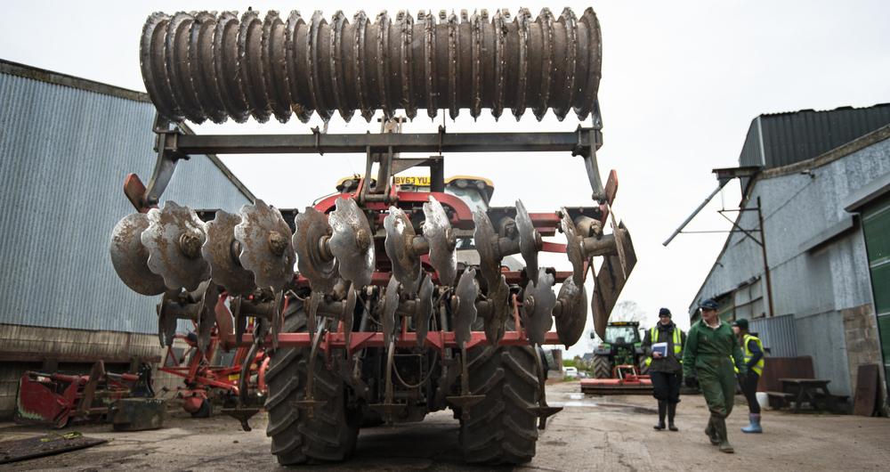farm safety, machinery,