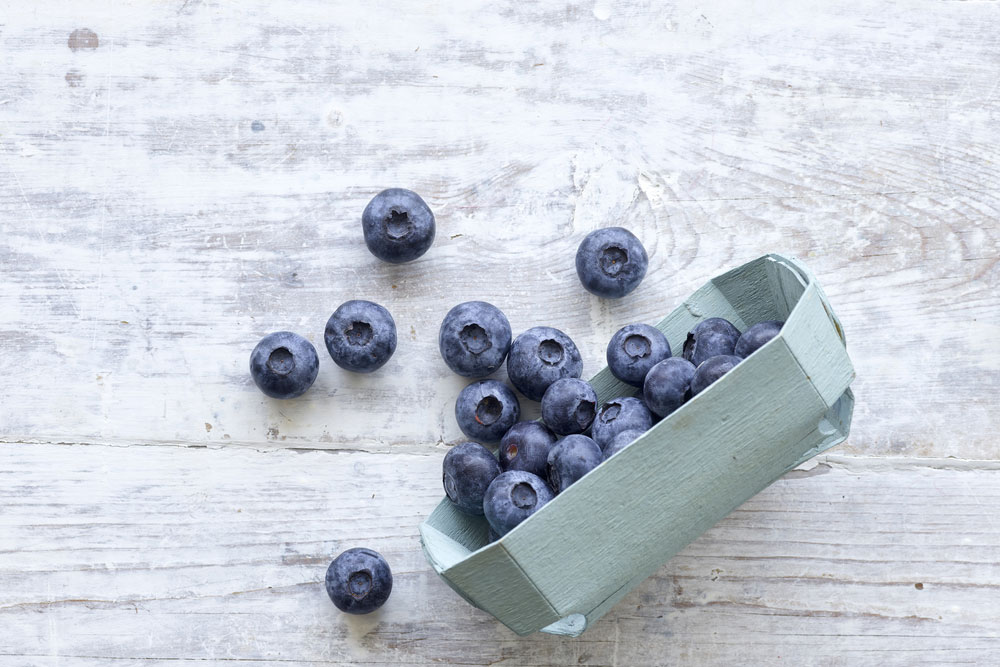 British blueberries