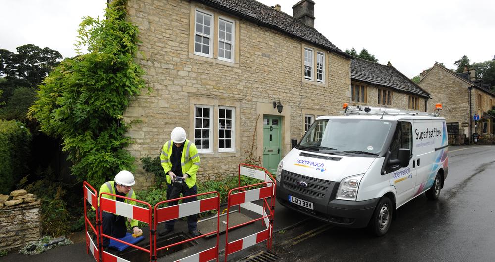 Inadequate unreliable broadband threatens farming businesses