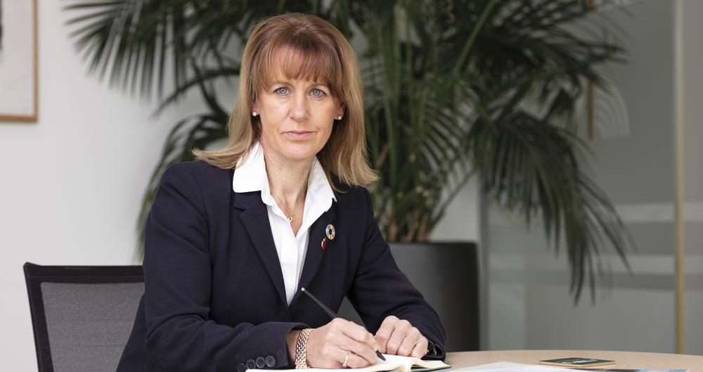 Minette Batters, NFU President, in her office, November 4th 2019