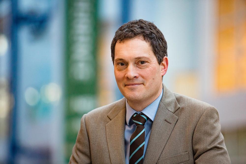 Headshot of Tom Wornham Poultry board