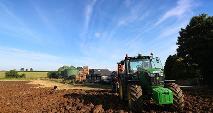 EFRA Committee opens air quality inquiry - NFU submits views