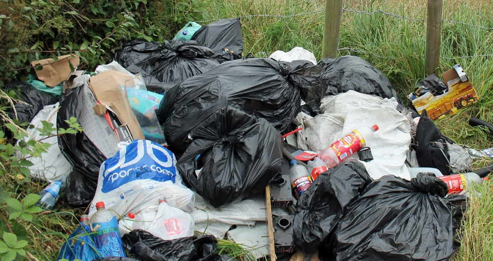 Incidents of fly-tipping increase to almost one million annually