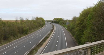 NFU back farmers on the A1 in Northumberland: Morpeth to Ellingham Scheme