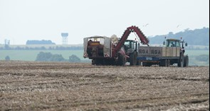 East Anglian irrigators feel the heat as river flows drop
