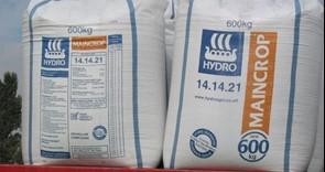 Top safety tips for handling big bags of seed or fertiliser