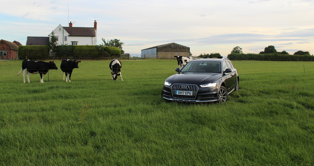 Strict limitations around parking on farmland