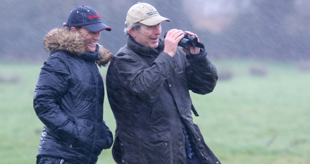 Can you help count Britain's farmland birds?