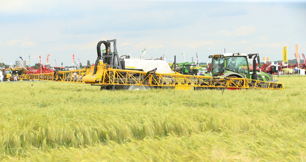 Visitors flock to the 2018 Cereals Event