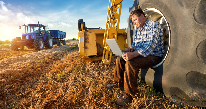 Rural Payments online - all users required to check and confirm contact details