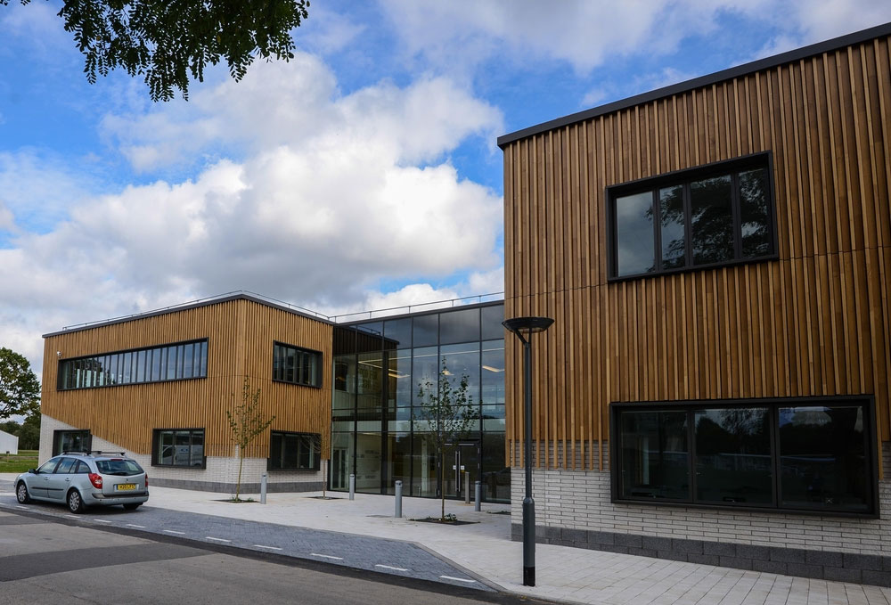 AHDB building, Stoneleigh Park, Warwickshire