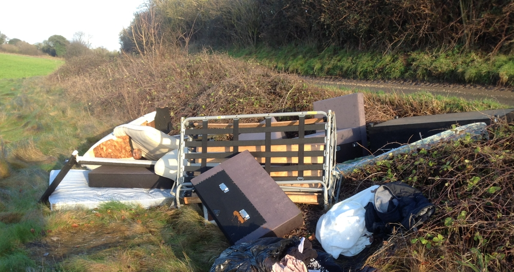 Hertfordshire pilot scheme helps tackle costs of fly-tipping