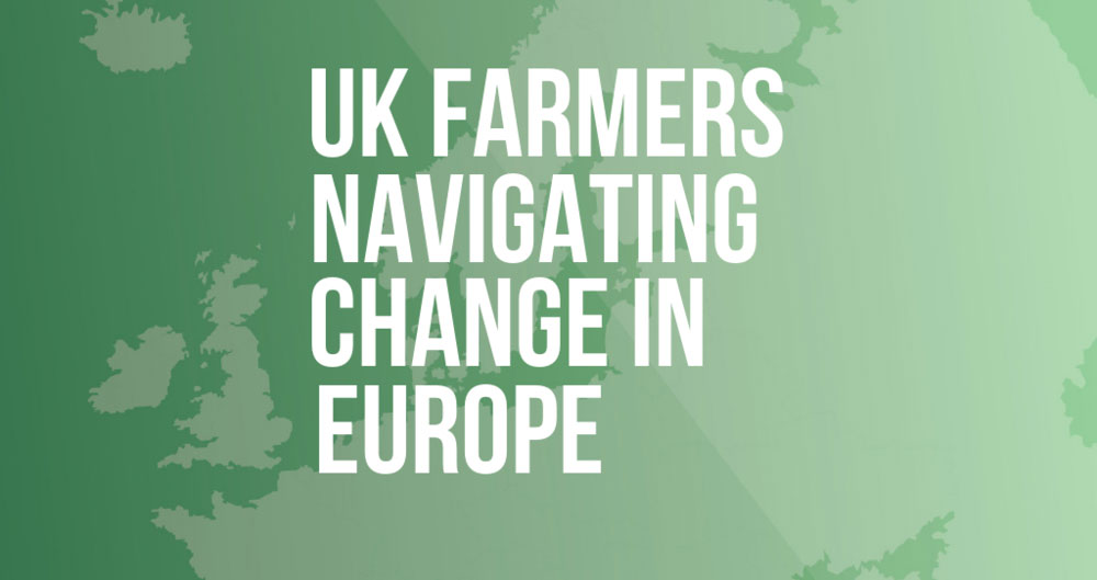 European elections May 2019 UK farming unions agenda