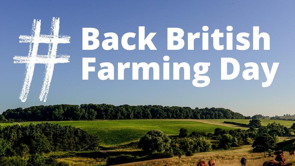 Back British Farming Day West Mids