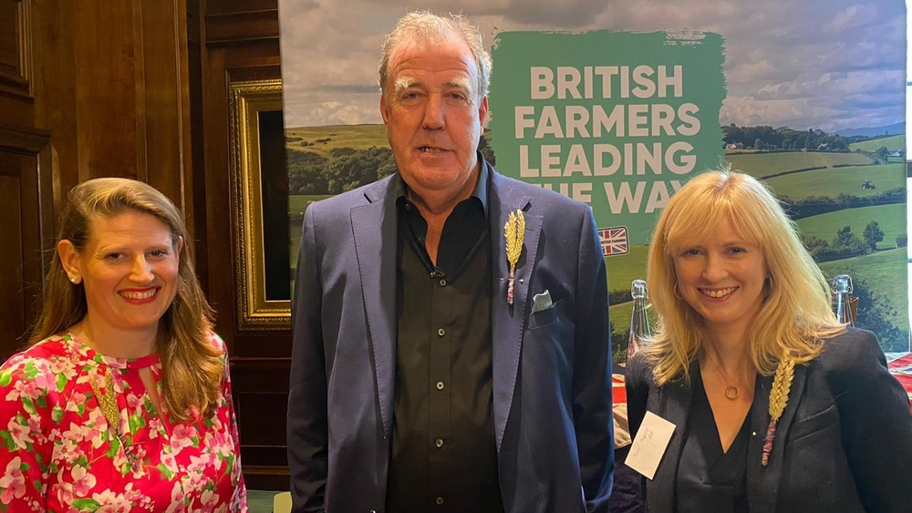 Stafford MP calls for food self-sufficiency improvements and homegrown food promotion