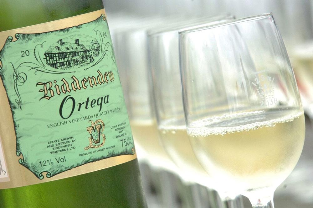 Biddenden Ortega wine