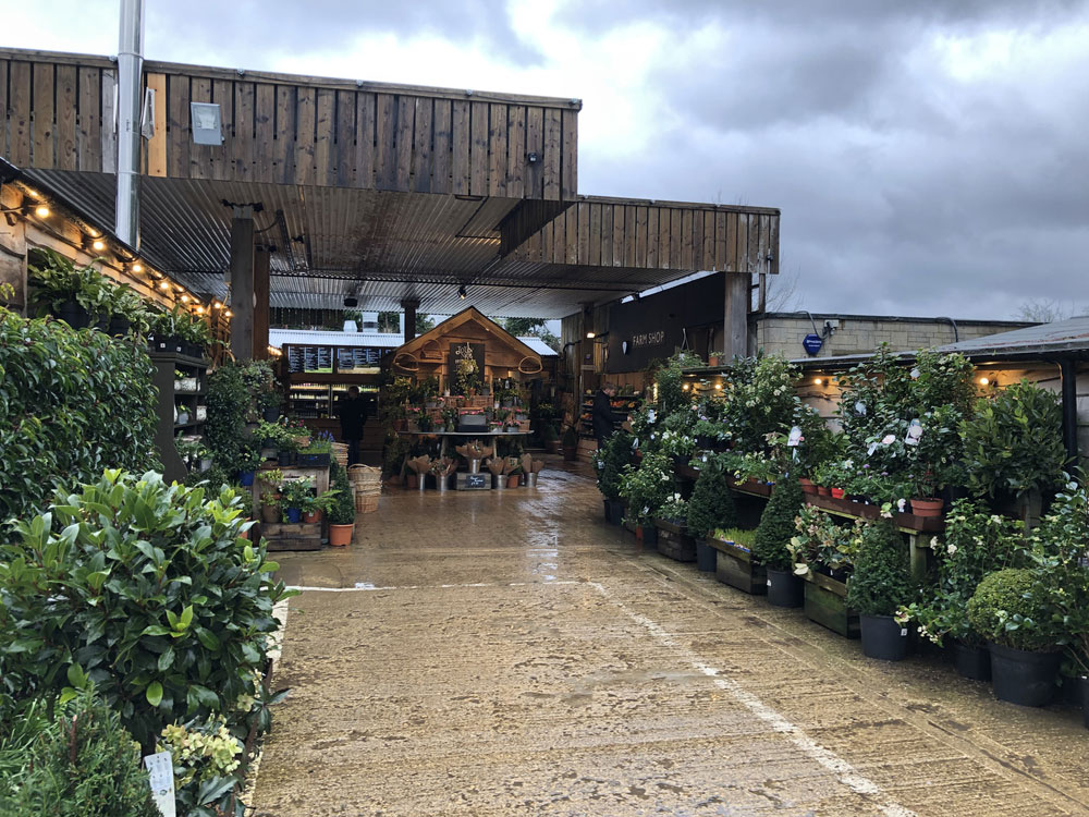 Jolly Nice Farm Shop & Cafe, Gloucestershire