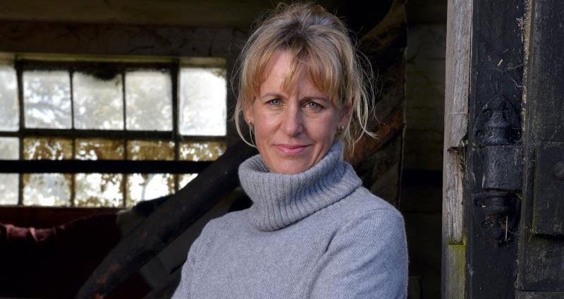NFU officeholder - Minette Batters