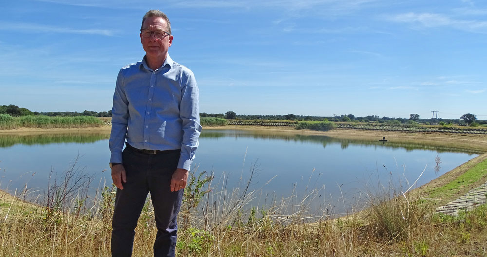 NFU National Water Resources Specialist Paul Hammett