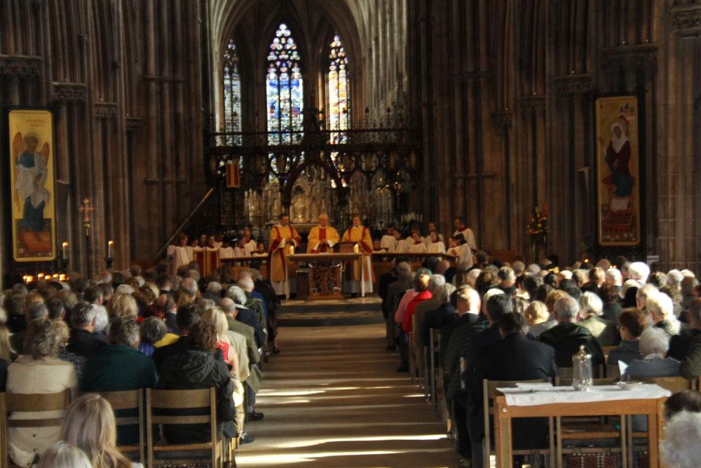 Staffordshire centenary harvest festival