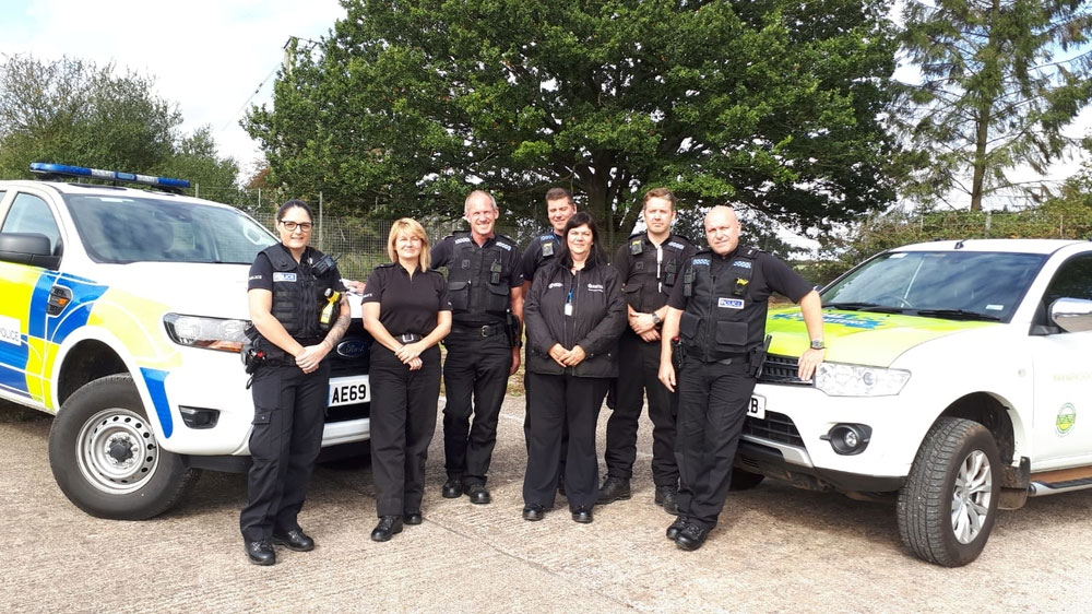 Warwickshire Police rural crime team