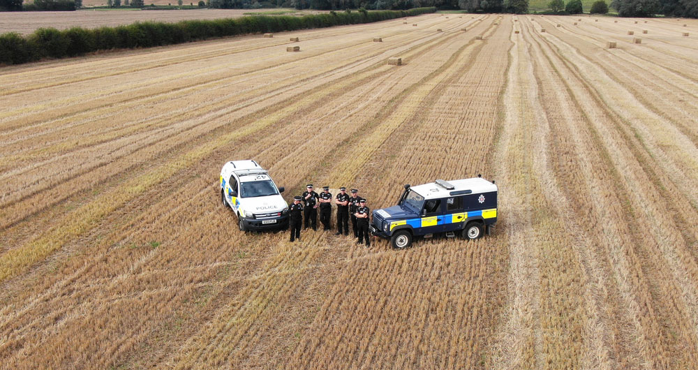 Essex Police's rural team