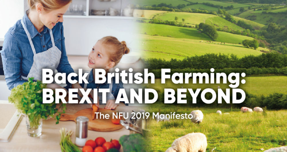The NFU's General Election 2019 Manifesto