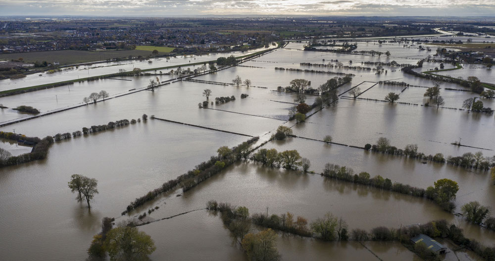 Government announces support for flood-hit farmers