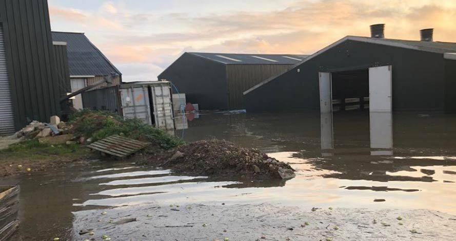 Defra opens second phase of recovery fund for flood-hit farmers