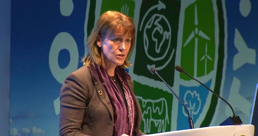 NFU urges government to be global leader of climate-friendly food