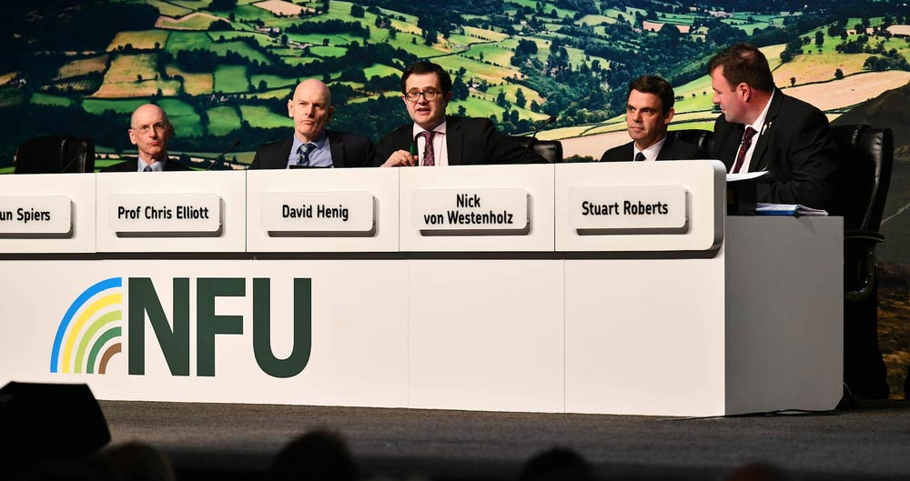 NFU20: Safeguarding our food and farming standards
