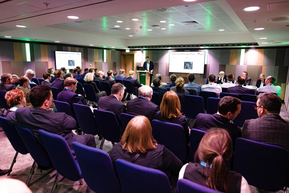 Images from the Sugar session at NFU conference 2020 with Michael Sly, rachel Carrington, Dirk de Lugt and Paul Kenward