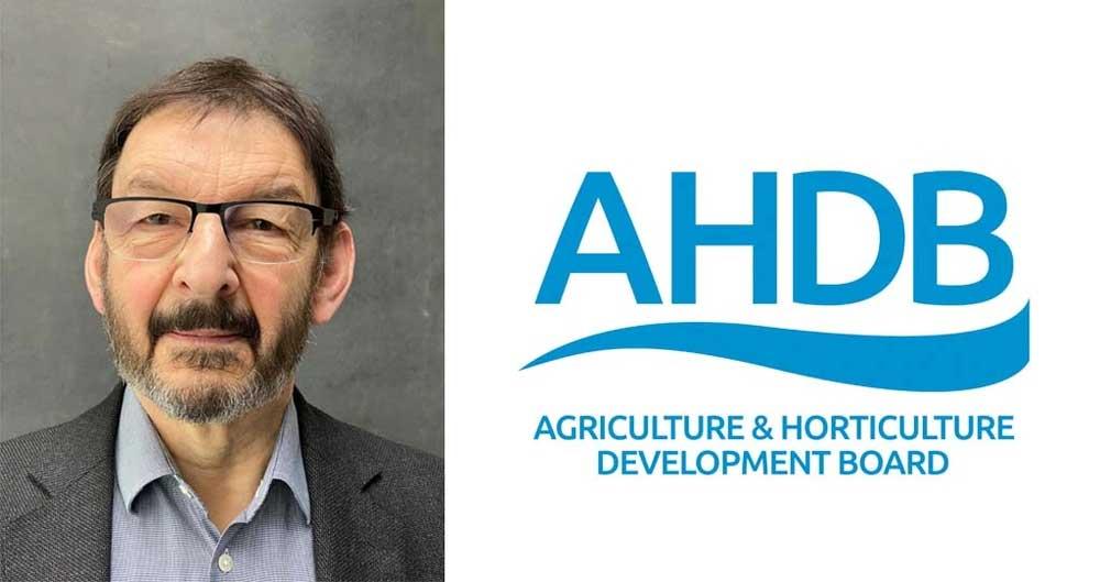 AHDB-chair Nicholas Saphir