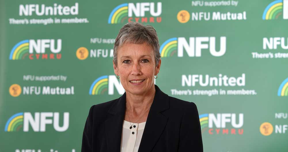 Coronavirus - a message to members from NFU Regional Director Rachel Carrington