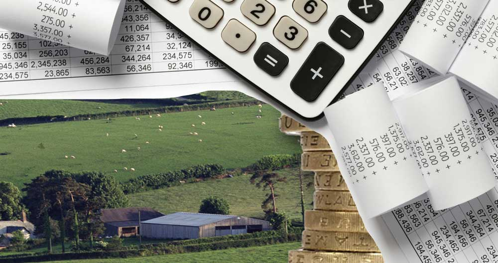 Finances and farming