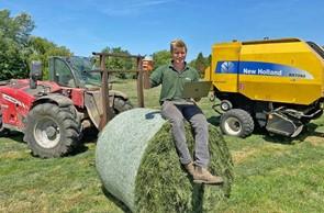 Staffordshire NFU hosts virtual show reception and farmer talks