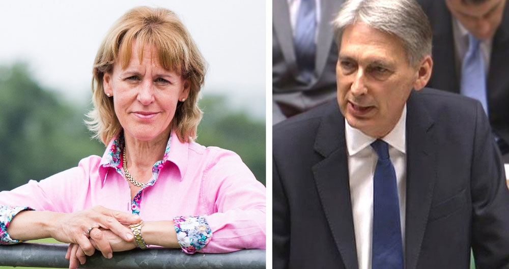 NFU urges Chancellor to act now to revise no-deal applied tariffs