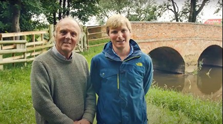 Young and old showcase their industry in new Staffordshire NFU video