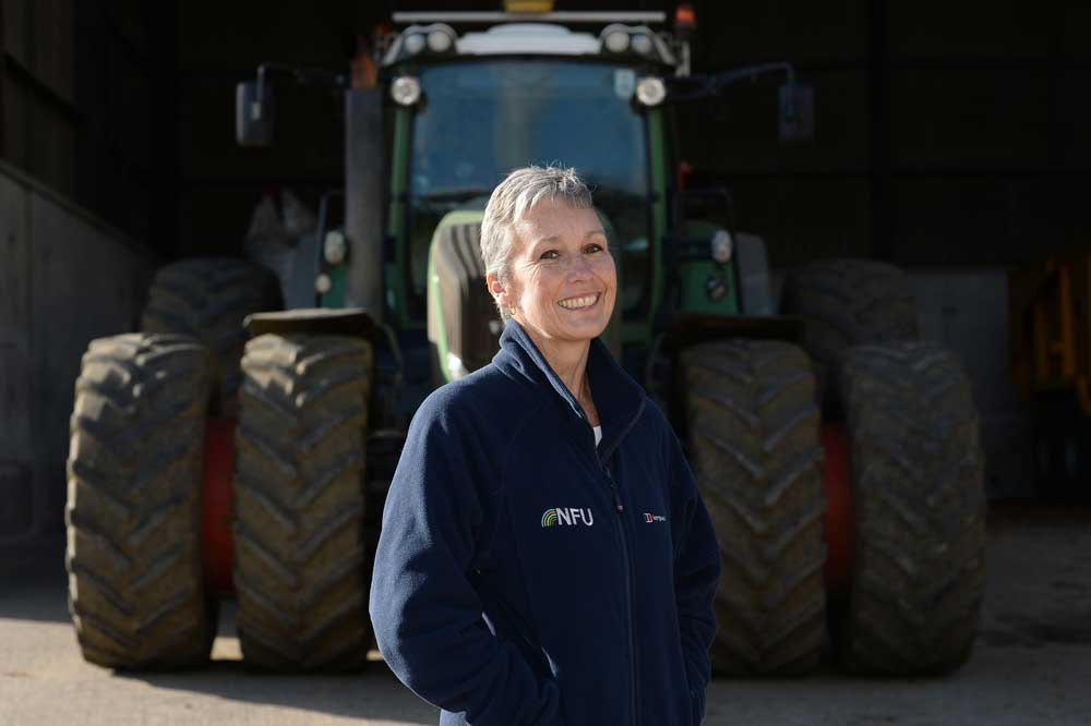 NFU East Anglia Regional Director Rachel Carrington 2018