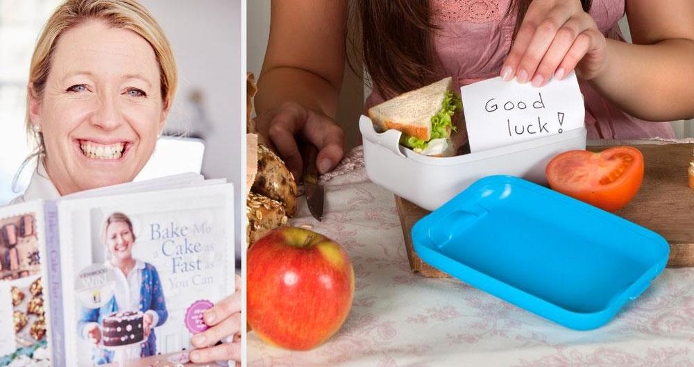 Miranda Gore Browne's lunch box tips
